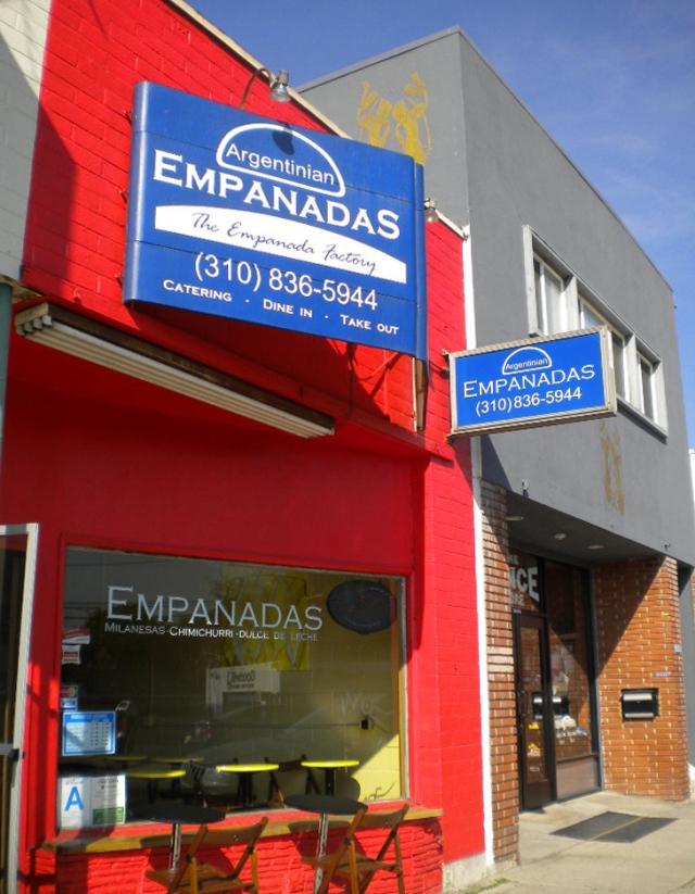 Argentinian Empanadas (c) Elisa Leonelli