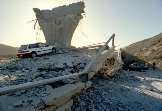 Northridge earthquake, Jan 16, 1994