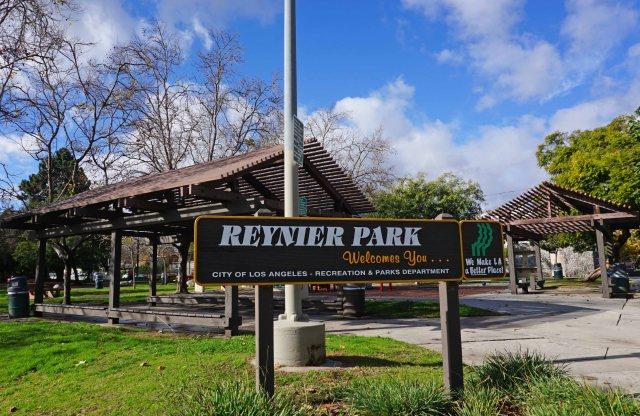 Reynier Park 1bs